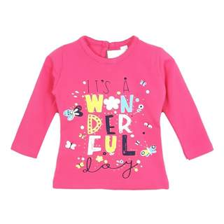BLUZA fete ml WONDERFULL PINK