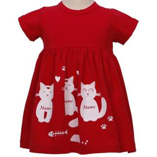 Rochita BABY CAT Rosu