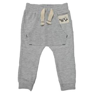Pantaloni trening bebe JUNIOR  light grey