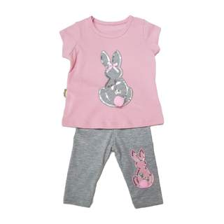 Set 2 piese LITTLE RABBIT